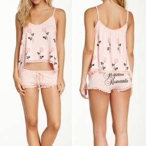 WILDFOX NWT Women's Only You Sleep Set Size  XS